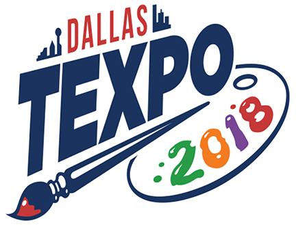 TEXPO 2018 Logo